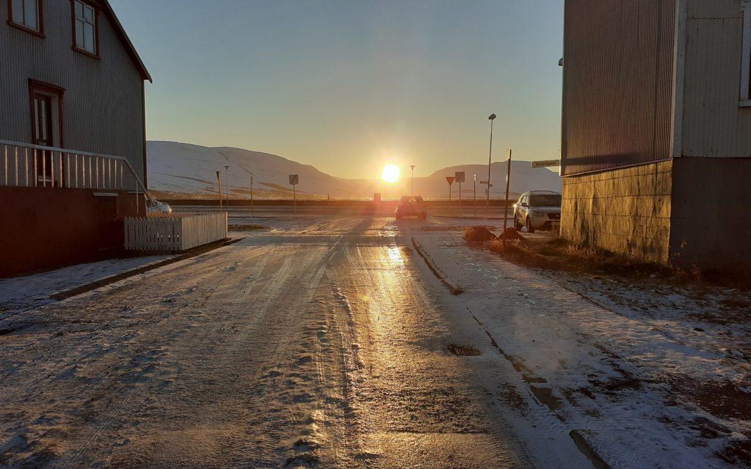 Entschleunigung – was wir vom Winter in Island lernen können